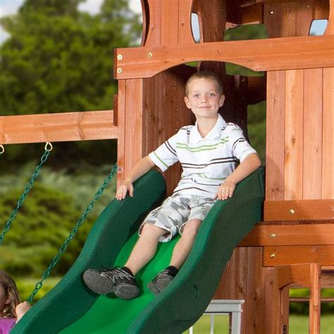 backyard discovery shenandoah shenandoah wooden swing set playsets backyard discovery