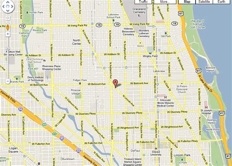 chicago map lakeview lakeview chicago map swimnova