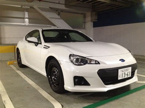 How Much Of Subaru Does Toyota Own 2015 Subaru Brz R Customize Package
