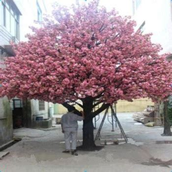 large trees artificial cherry blossom tree large outdoor artificial