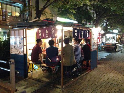 yatai street food stand fukuoka japan oct  jona