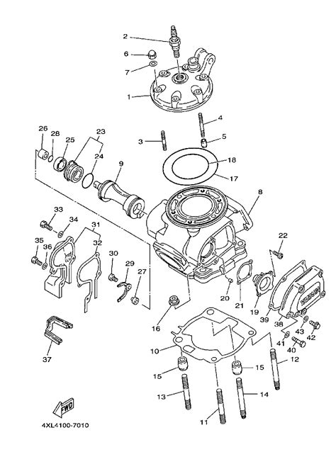 1992 yz 250 wiring diagrams wiring diagram schemes