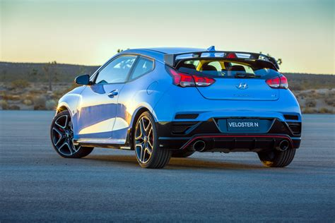 Hyundai Veloster Aftermarket Turbo by 2019 Hyundai Veloster N The Awesomer