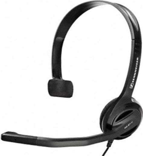 Sale Sennheiser Set Pc 21 Ii sennheiser pc 21 ii single sided monaural pc headset noise canceling clarity microphone is