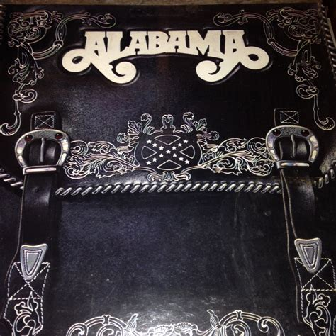 Alabama Records Collectible Alabama Vinyl Record Albums