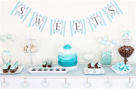 Baby Boy Shower Dessert Ideas by Baby Shower Dessert Tables Baby Shower Ideas Themes