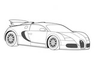 Bugatti Page Car To Colour Colouring Pages Free Coloring Pages 29