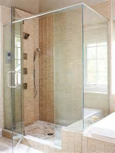 glass showers different types different types of and