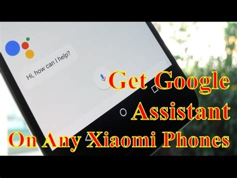Play Store Is Not Working In Redmi Note 4 Install Assistant On Redmi Note 4 Or Any Other A
