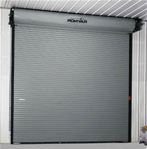 Overhead Roll Up Doors Duracoil Basic Coiling Overhead Commercial Industrial Doors Daco