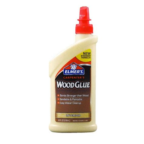 woodwork glue buy elmers wood glue 7 5 8 oz
