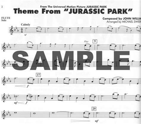 theme song jurassic world flute world america s 1 flute specialty house since 1983