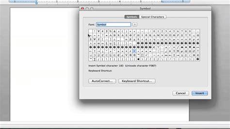 chemistry symbols  microsoft word