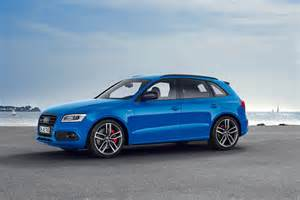 Audi Tdi Audi Sq5 Tdi Plus 2016 Cartype