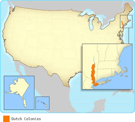 new netherlands map the colonization in new netherland 1624 1664