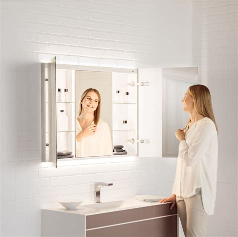 spiegelschrank frame spiegelschr 228 nke talsee architonic