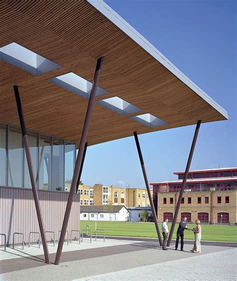 Baldachin Architektur by St S College Twickenham