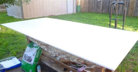 chalk paint outdoors outdoor chalkboard hometalk