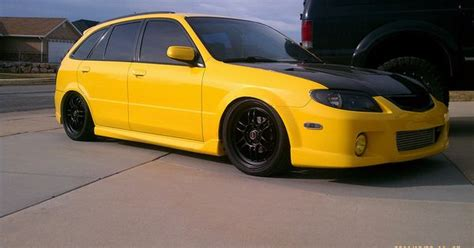 makes me miss protege 5 style mazda