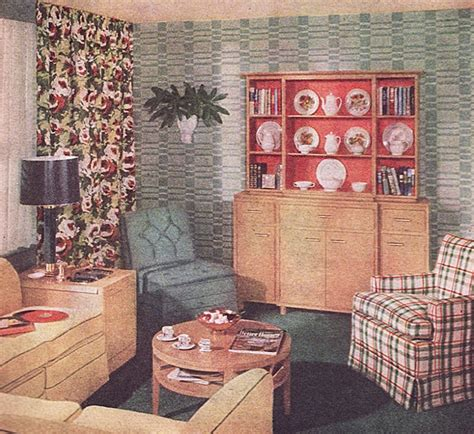 home decor styles list 17 best images about 1940 s decor on pinterest 1940s