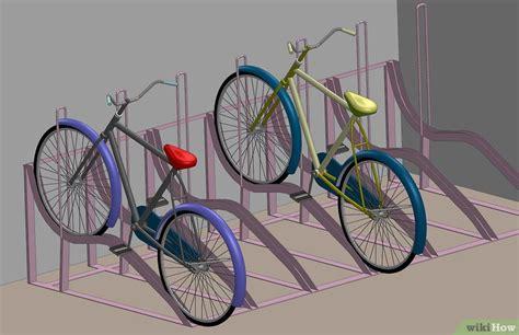 Crochet Pour Suspendre Vélo by Comment Accrocher Un V 233 Lo Au Mur 13 233 Wikihow