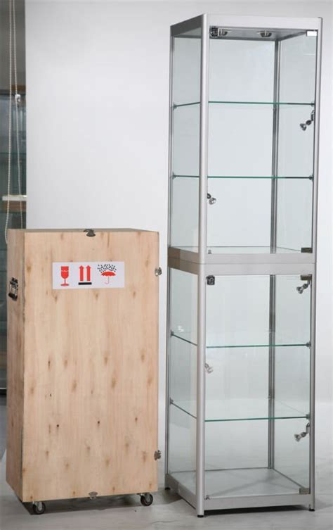 cabinet frame cls used free standing glass display cabinet c06cls china