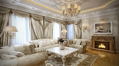 5 luxurious interiors inspired by louis era design