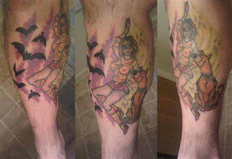 tattoo fixers velma scooby doo scooby and velma tattoo by evilscooby on deviantart