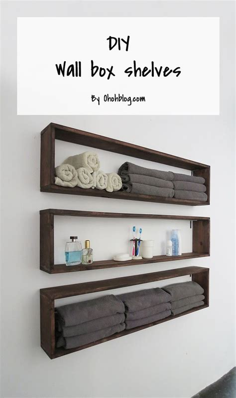 bathroom wall shelving ideas 25 best ideas about small shelves on small