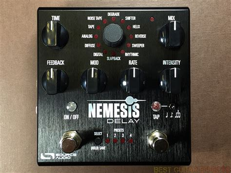 best effects pedal top 20 best delay pedals of 2016
