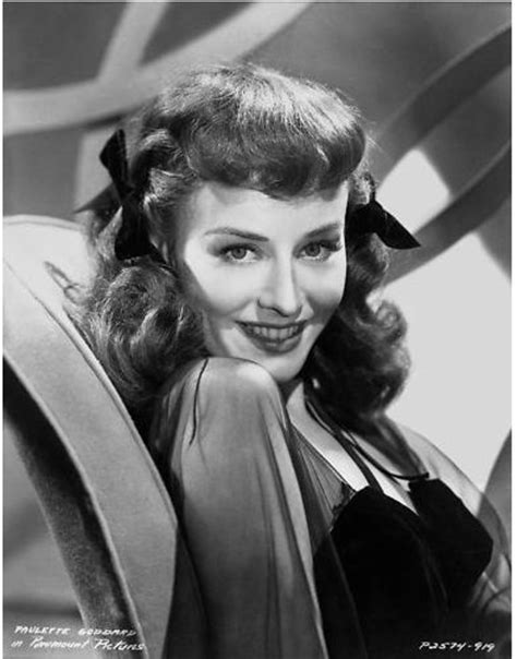 actors from the 40s paulette goddard actresses and 1940s on