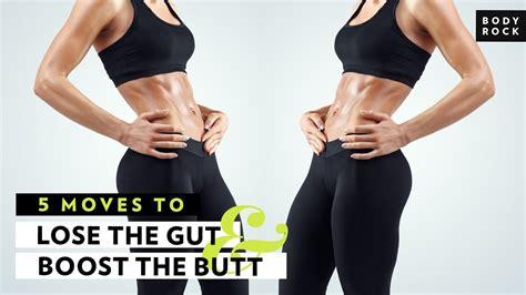 bodyrock  moves  lose  gut boost  butt