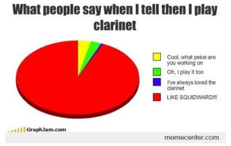 Clarinet Player Meme - just for fun the top 6 funniest clarinet memes