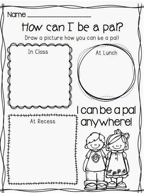 kindergarten activities on friendship kinderblooms january 2014