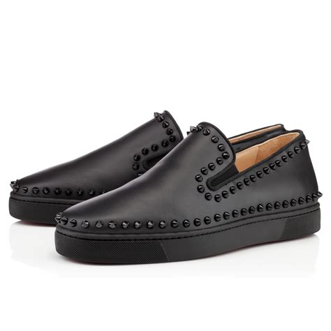 Flat Shoes Fg 3668 205 cheapest price christian louboutin shoes for sneakers take an additional 50