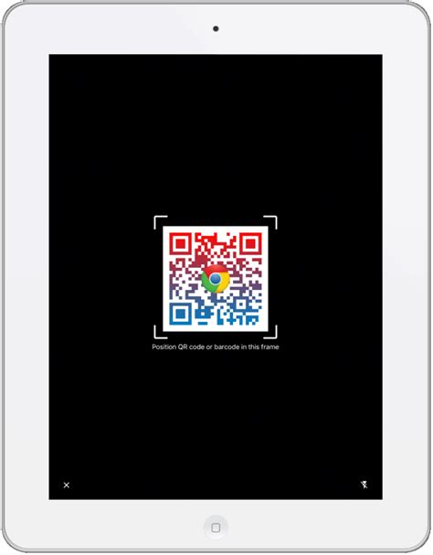 chrome qr scan how to scan qr codes with google chrome for ios