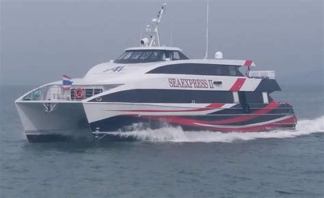 aluminium catamaran ferry sea speed aluminium catamaran design