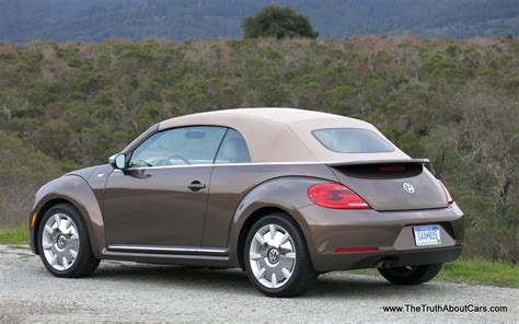 volkswagen beetle review 2013 volkswagen beetle convertible video the