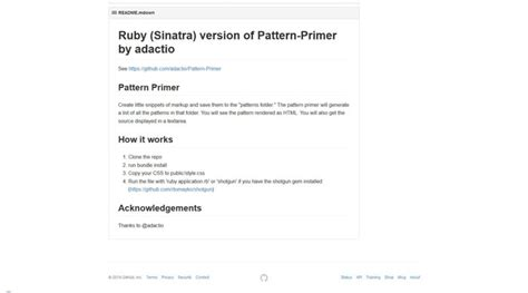 pattern lab jekyll front end style guides generators