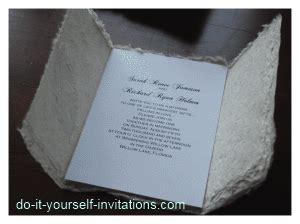 do it yourself wedding invitations with photos winter wedding invitation