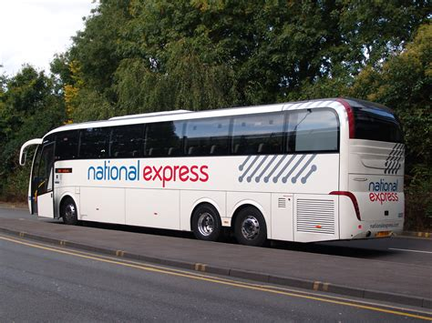 National Express Couches getting from gatwick to heathrow airport