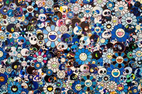 flower jpop wallpaper ani choudhury fda year 2 japanese pop art takashi murakami