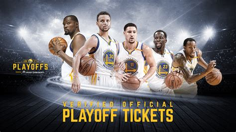 Warriors Schedule Giveaways - warriors tickets for the 2017 nba playoffs available during exclusive presale events