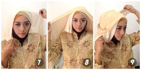 tutorial hijab paris wisuda ini vindy yang ajaib tutorial make up natural dan hijab