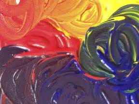 kids mixing primary colors art lesson 12 step color wheel teach official blog for nature of