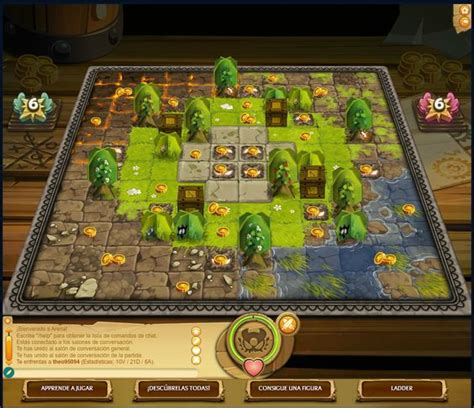 board game layout software krosmaster arena isometric game as board game rpg