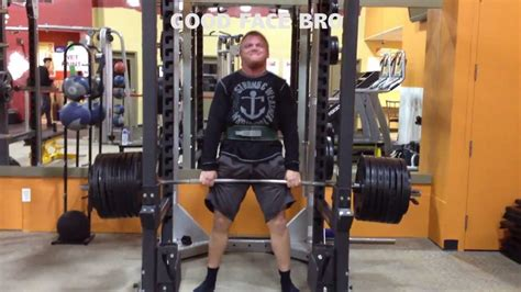 Rack Pulls by Above Knee Rack Pulls 675x3 And 725x1 Pr