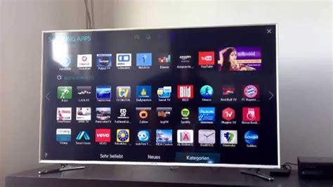 samsung smart tv apps runterladen und installieren