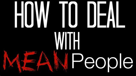 protect your rights how to deal with the police if you ww how to deal with mean people youtube