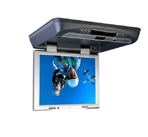 Ceiling Mount Dvd Player by Cad 1550d Roof Mount 15inch Monitor Dvd Player Ir Fm Sender